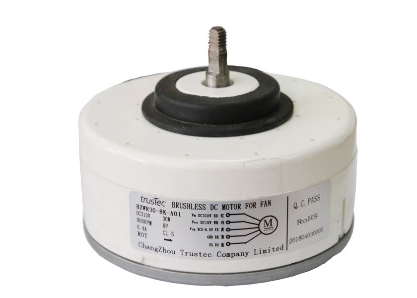 Long Life 310V High Rpm Dc Electric Motor PG Resin Motor For Air Purifier